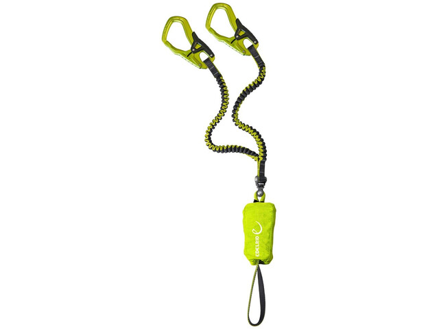 Edelrid Cable Comfort 5.0 Kit Via Ferrata, oasis